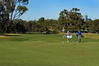 Corporate golf 2