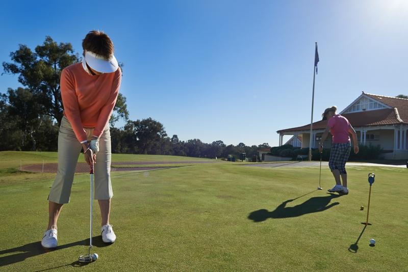 Corporate golf 3