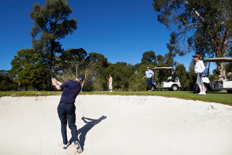 Corporate golf 4