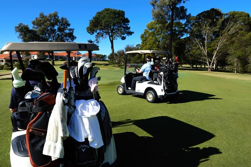 Corporate golf 5