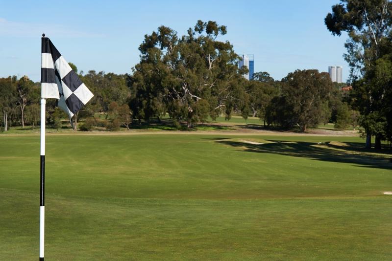 Corporate golf 6